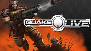 Quake Live - PC Gameplay