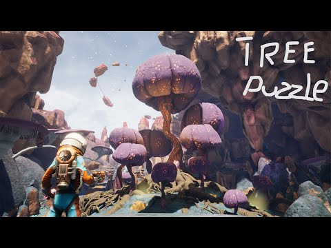 Festering Chasm - Tree Puzzle
