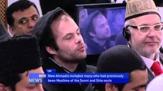 95 former Sunni & Shia accepting Ahmadiyya in UK London