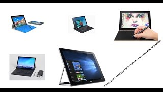 5 Best 2 IN 1 Convertible TABLETS / Hybrid LAPTOPS 2016