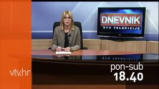 VTV Dnevnik najava 24. ožujka 2017.