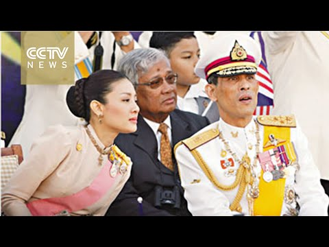 Thailand's Princess Srirasm steps down from royal post