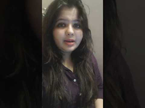 Jeena Jeena Badlapur, Female Cover - Devashree Sanghvi.