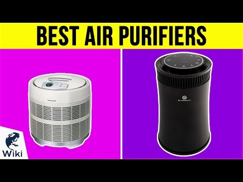 10 Best Air Purifiers 2019