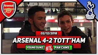 """Unai Emery Got The Subs SPOT ON!"" (Harvey) | Arsenal 4-2 Tottenham"