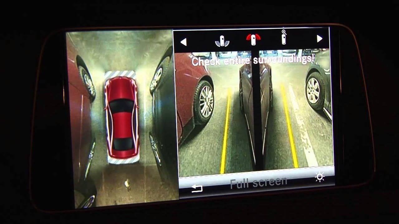 Mercedes Benz E200 Coupe 2014 360 176 Camera 2 Youtube