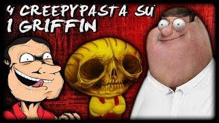 4 Creepypasta che forse non sai su I GRIFFIN