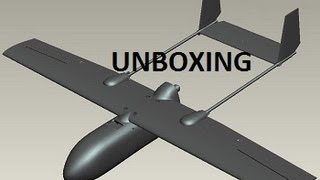 SkyHunter FPV Unboxing