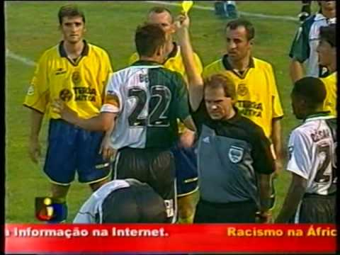 Villareal - 1 x Sporting - 0 de 2001/2002 Particular