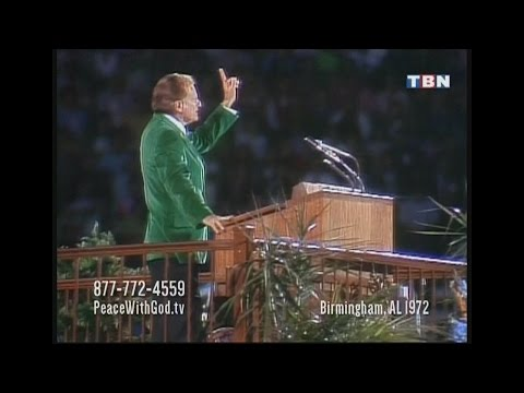 Billy Graham - young people - Birmingham AL
