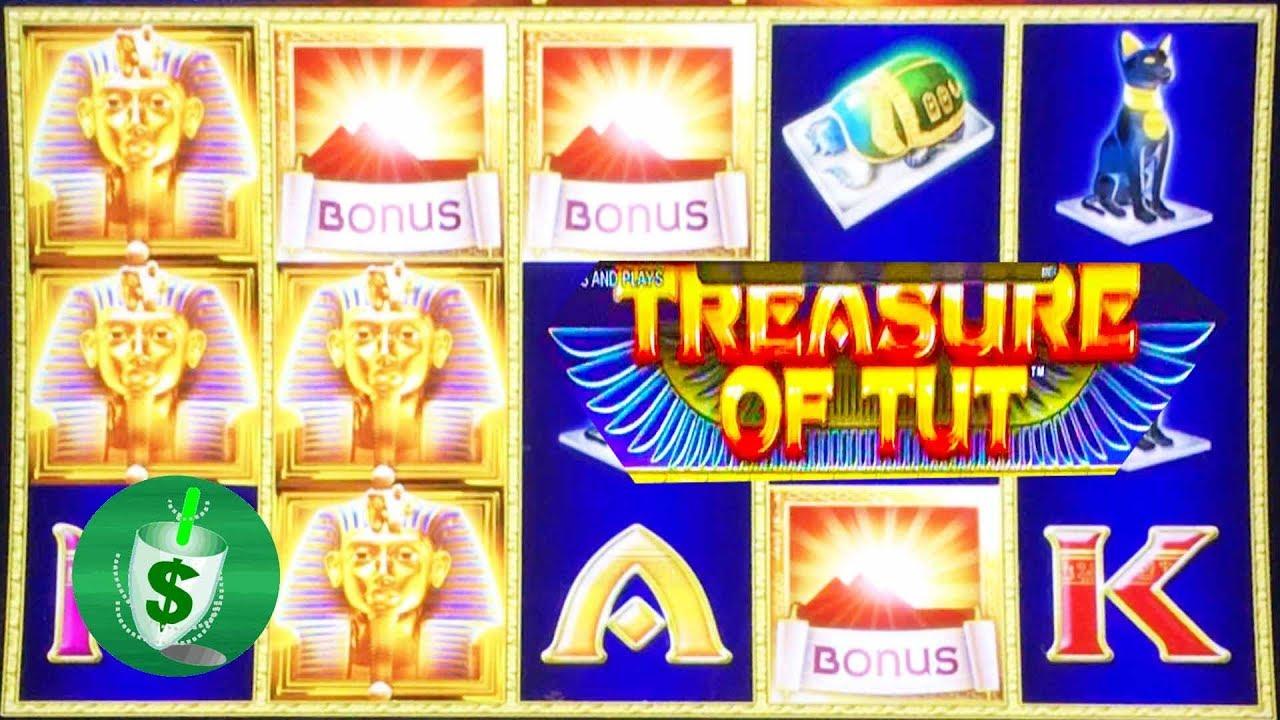 Treasure Of Tut Slot Machine