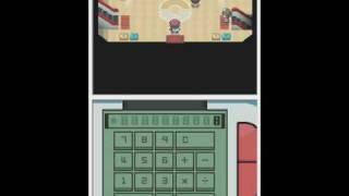 Pokemon AR Codes - Platinum Motion3D