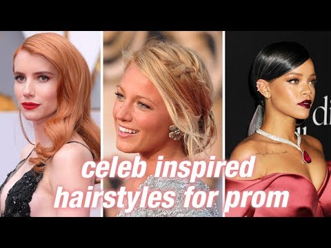 HOW TO | Celebrity Hairstyles For Prom | 3 Easy Styles | Superdrug
