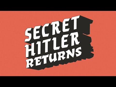 REVENGE OF SECRET HITLER (Game Bang)