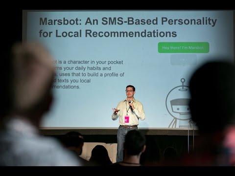 Using Location Data with Marsbot - Max Sklar, Foursquare