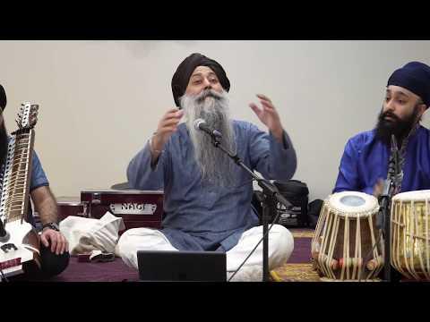Bhai Baldeep Singh Ji - Central Gurdwara (Khalsa Jatha) London (03/02/18)