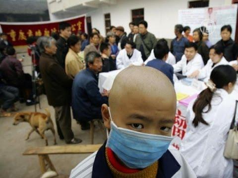 Болеют ли в китае раком