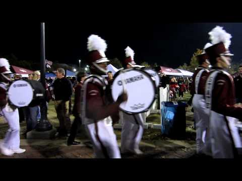 Mississippi State Fight Song - Hail State (MSU 2011)