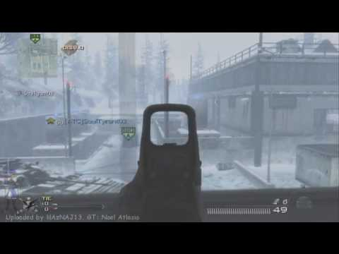 Call of Duty Modern Warfare 2 Online: Search & Destroy - STF 13 Vs. R0ckst4rs (1/25/10)