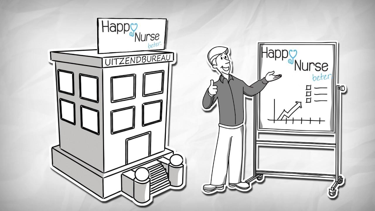 HappyNurse Uitzendbureau