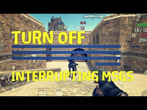 Turn Off Chat In Sfg2 | Special Forces Group 2