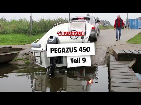 Motorboot Selber Bauen ► Jungfernfahrt ⚓ BAUHAUS Nautic (Teil 8)