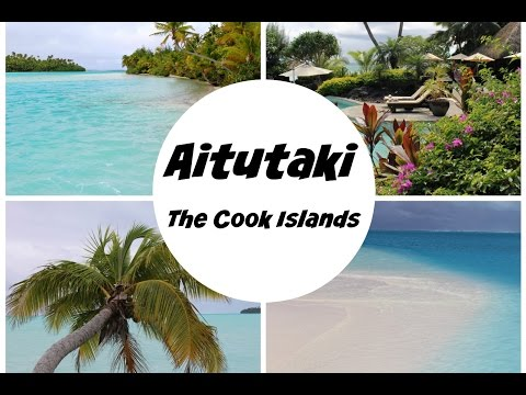 Paradise! Aitutaki, The Cook Islands