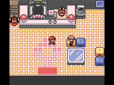 Pokemon Christmas 2012 (GBC) - Vizzed.com GamePlay (rom hack ...