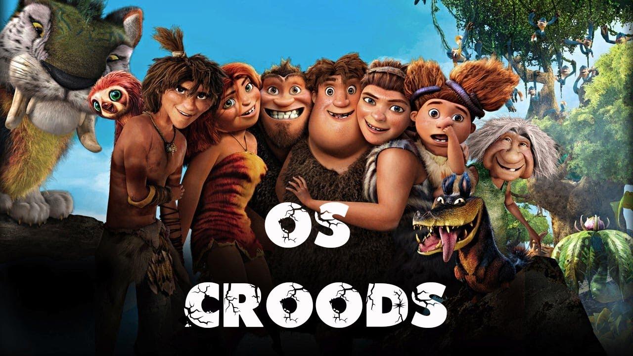 Os Croods 2: confira o primeiro trailer do filme