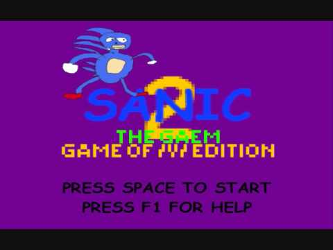 SANIC THE GAEM 2 OST - loadsamoney