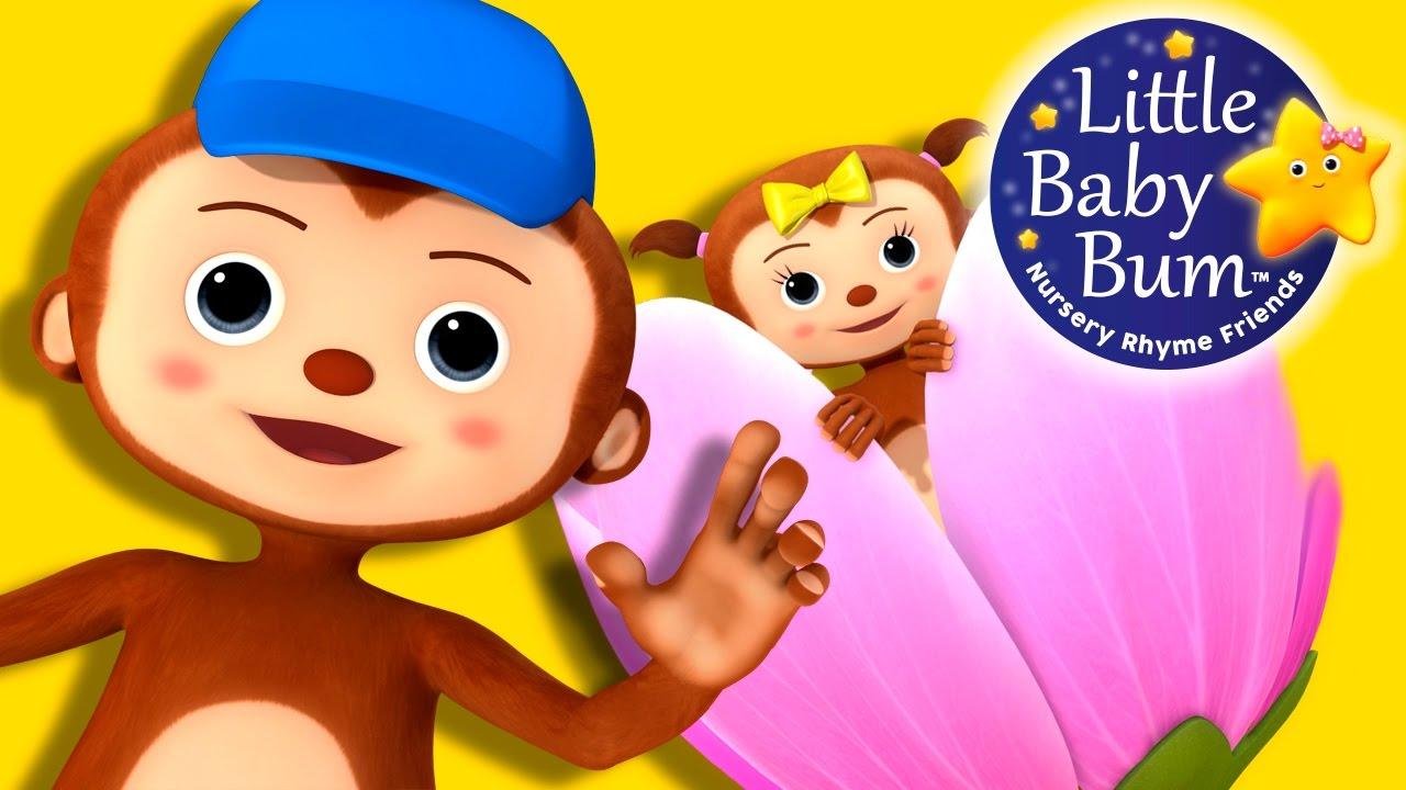 Little Baby Bum Peekaboo Nursery Rhymes For Babies