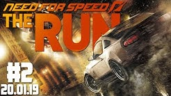 NFS THE RUN Stream Lets Play #2 | Stream vom 20.01.19 2/4