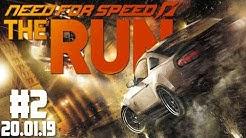 NFS THE RUN Stream Lets Play #2 | Stream vom 20.01.19 2/4