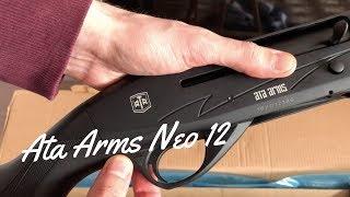 Ata Arms Neo 12  розпакування ! Моє нове рушницю