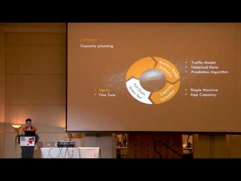 SREcon17 Asia/Australia: Capacity Planning and Flow Control