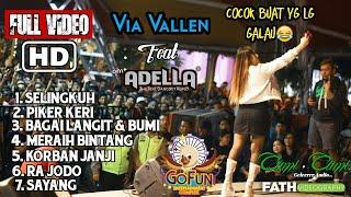 Full Album TERMANTAP Om Adella Bareng Via Vallen Live GOFUN Bojonegoro | 2 Desember 2018