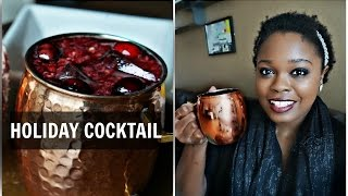 The Best Holiday Cocktails! | Moscow Mules | 87PAGES(, 2015-12-31T04:11:29.000Z)