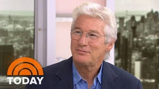 Richard Gere On Portraying Homeless In