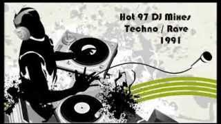 hot 97 dj mix techno 1991