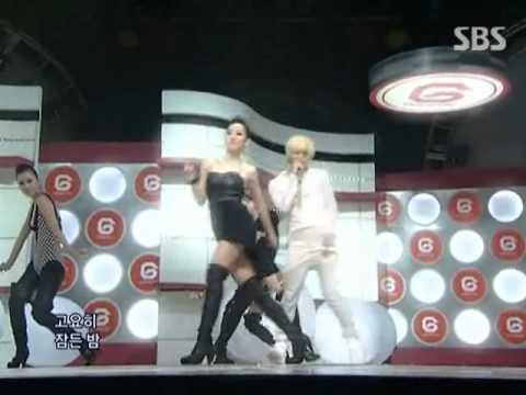 G-dragon - Breathe @ SBS Inkigayo 인기가요 090927