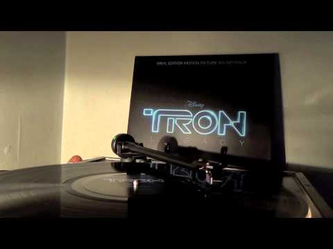 Daft Punk - The Game Has Changed - Vinyl - at440mla - Tron Legacy Soundtrack OST