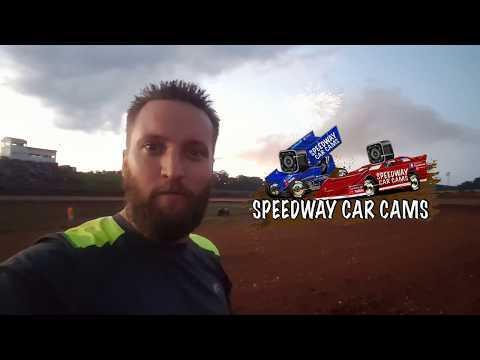 #J1 Terry Jones - Open Wheel - 9-22-17 Crossville Speedway - In Car Camera