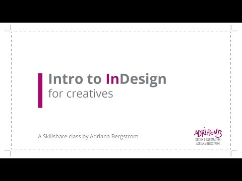 Intro to InDesign for Creatives