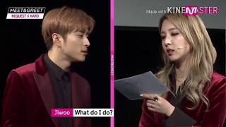 Jiwoo x Jseph (Funny and Cute Moments) - PART 1