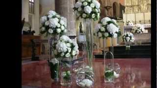 fiori per matrimonio - i migliori addobbi floreali per il 2013 - vertuanifiori allestimenti floreali