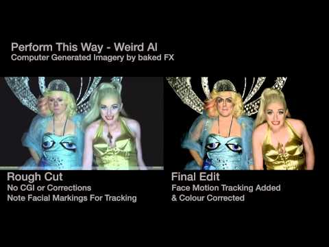 Born this way Side By Side Comparison Mp3
