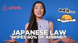 Gambar cover 50,000 Airbnb Listings Shut Down in Japan!