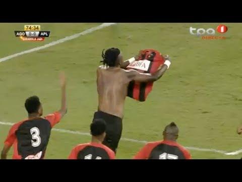 Girabola ZAP 2017 -- 24ª Jornada -- 1º de Agosto vs Petro de Luanda -- JOGO COMPLETO