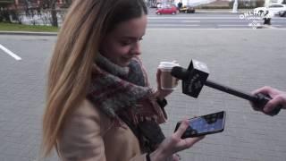 Samsung Galaxy S8: мнение прохожих о новинке