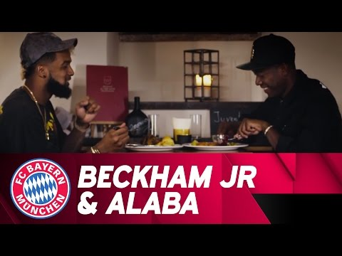 Odell Beckham Jr. & David Alaba Interview Each Other!
